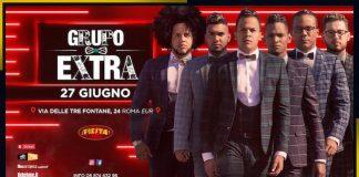 grupo extra Roma 27 giugno 2019