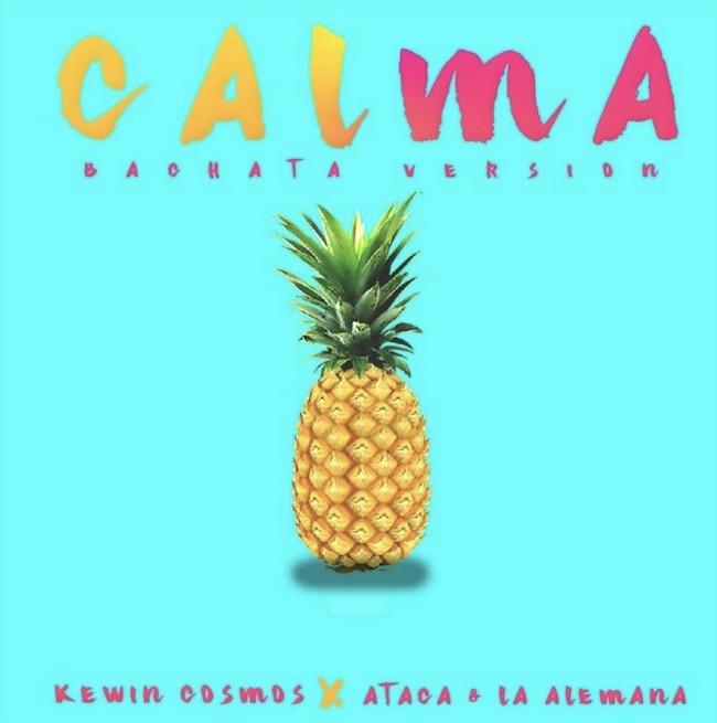 kewin cosmos calma remix