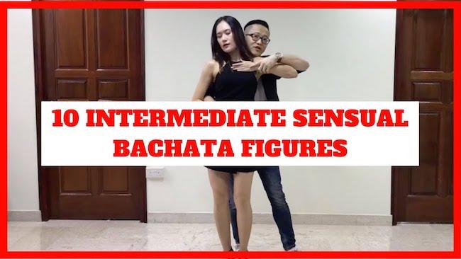 10 figure Bachata Sensual intermedio