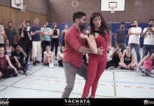 """Marco y Sara stage Bachata Moderna sulle note di """"Cuando Volveras"""""""