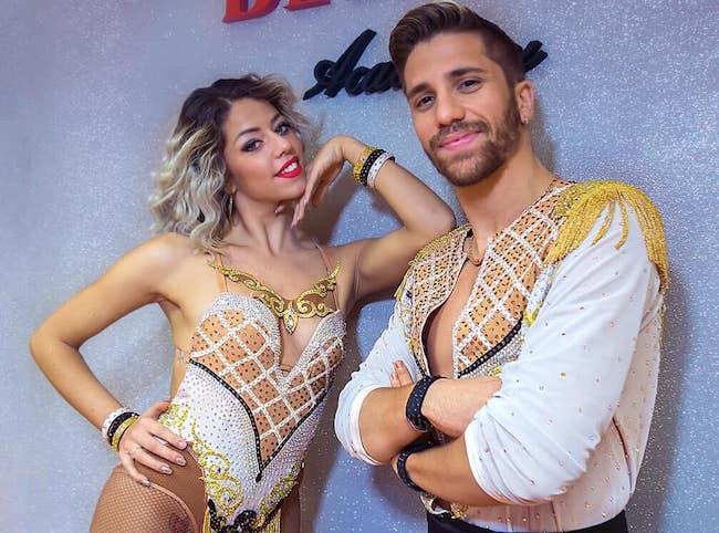 Jasmina e Antonio Berardi