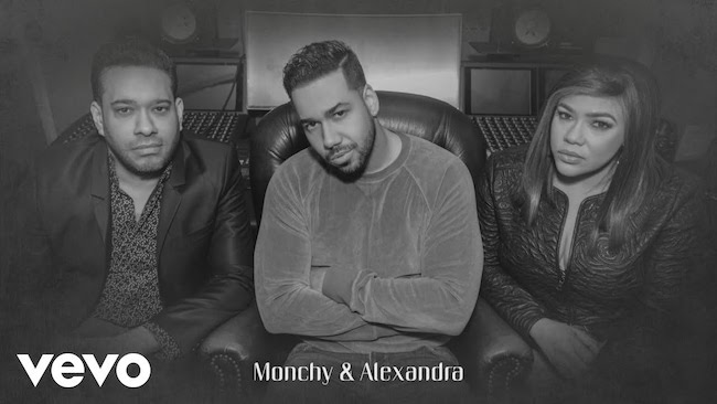 Romeo Santos, Monchy & Alexandra - Años Luz