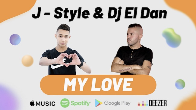 J Style & Dj El Dan - My Love