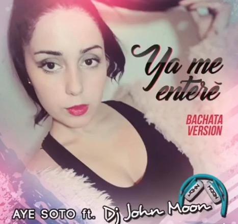 Ya ma entere - Aye Soto (bachata version)