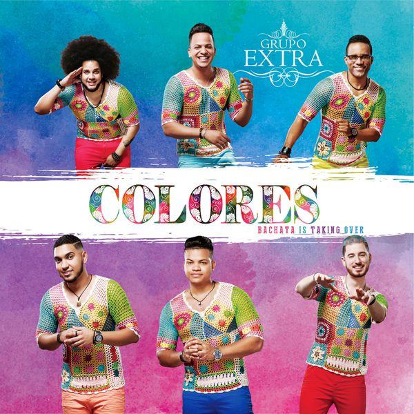colores grupo extra