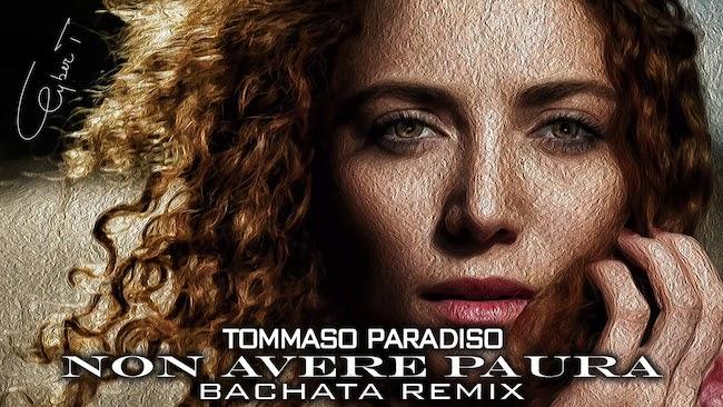 tommaso paradiso non avere paura bachata remix