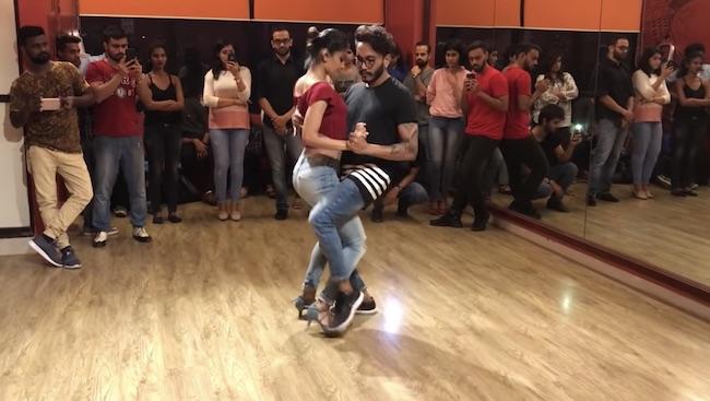 bachata ballo sensuale