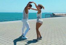 Bachata ballo di coppia con Judit & Yexy in Señorita
