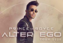 prince royce alter ego tour 2020