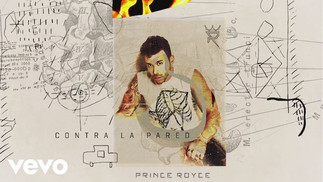 prince royce contra la pared