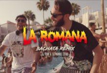 Bad Bunny ft El Alfa - La Romana (Dj York & Dj Manuel Citro Bachata Remix)