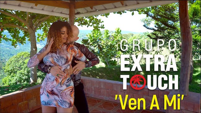 grupo extra touch ven a mi
