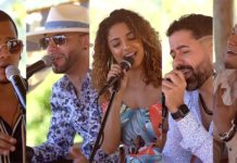 Volviò nella versione live con Grupo Extra e Ataca y La Alemana