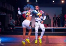 Abdel & Lety, show al Tallinn Bachata Fest 2020
