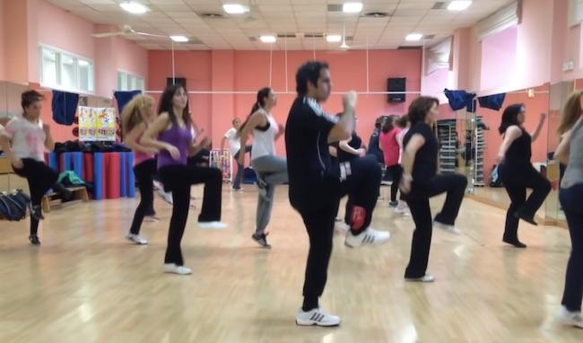 ballo di gruppo bachata