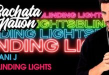 Blinding Lights, Dani J nella cover bachata di The Weeknd