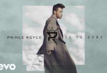 yo te sone prince royce