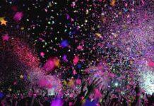 festa colori