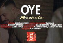 Oye - Dj Khalid X Shakira Martínez X Daniel & Desiree